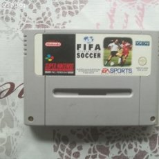 Videojuegos y Consolas: FIFA INTERNACIONAL SOCCER SUPER NINTENDO SNES. Lote 140617402