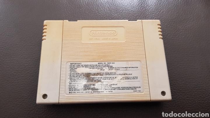 Videojuegos y Consolas: Juego Supernintendo Super Mario World SNES cartucho Super Nintendo - Foto 2 - 141559001