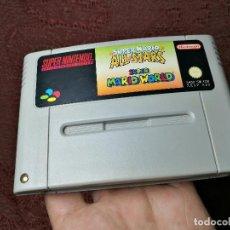 Videojuegos y Consolas: SUPER MARIO ALL STARS SNES SUPER NINTENDO PAL-EUR ORIGINAL 100% PAL-1992. Lote 141758430