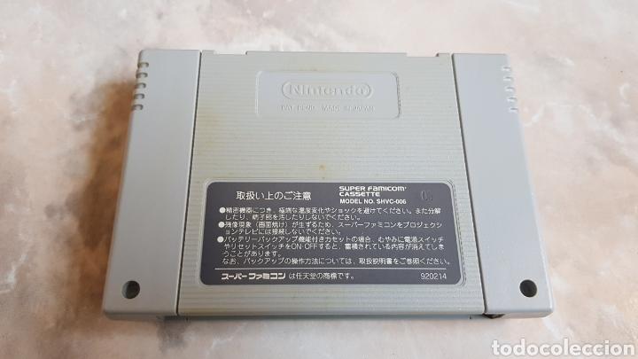 Videojuegos y Consolas: Juego Supernintendo Dragon Ball X Snes Super Nintendo - Foto 2 - 142330262