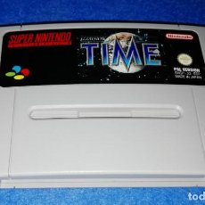 Videojuegos y Consolas: NINTENDO SUPER NINTENDO - ILLUSION OF TIME. Lote 143188590