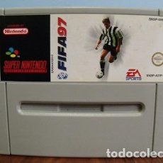 Videojuegos y Consolas: JUEGO FIFA 97 - SUPER NINTENDO - SNES. Lote 144473510