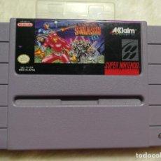 Videojogos e Consolas: SUPER SMASH TV SUPER NINTENDO VERSIÓN AMERICANA. Lote 145133278
