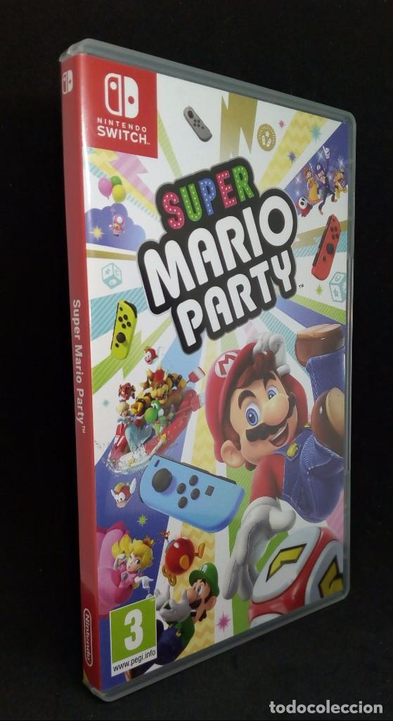 Super Mario Party Juego Nintendo Switch Buy Video Games And Consoles Super Nintendo At Todocoleccion 187394013