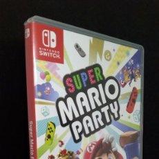 Videojuegos y Consolas: SUPER MARIO PARTY. JUEGO NINTENDO SWITCH. Lote 187394013