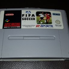 Videojuegos y Consolas: JUEGO SUPERNINTENDO FIFA INTERNATIONAL SOCCER FUTBOL SUPER NINTENDO. Lote 150608809