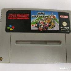 Videojuegos y Consolas: J- SUPER MARIO KART- SUPER NINTENDO- VERSION ESPAÑOLA- MUY BUEN ESTADO.. Lote 151425350