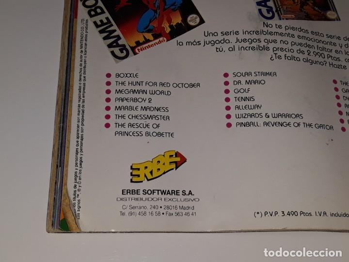 Videojuegos y Consolas: SUPER CONSOLAS : ANTIGUA REVISTA DE VIDEOJUEGOS NES GAME BOY SUPER NINTENDO Nº 4 AÑOS 90 STAR WARS - Foto 6 - 154745782