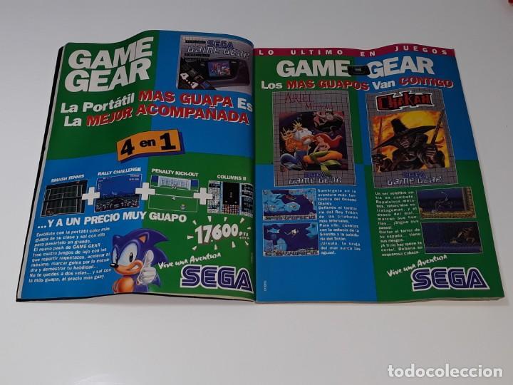 Videojuegos y Consolas: SUPER CONSOLAS : ANTIGUA REVISTA DE VIDEOJUEGOS NES GAME BOY SUPER NINTENDO Nº 4 AÑOS 90 STAR WARS - Foto 9 - 154745782