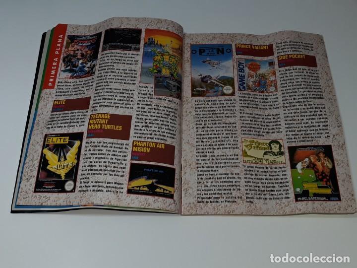 Videojuegos y Consolas: SUPER CONSOLAS : ANTIGUA REVISTA DE VIDEOJUEGOS NES GAME BOY SUPER NINTENDO Nº 4 AÑOS 90 STAR WARS - Foto 10 - 154745782