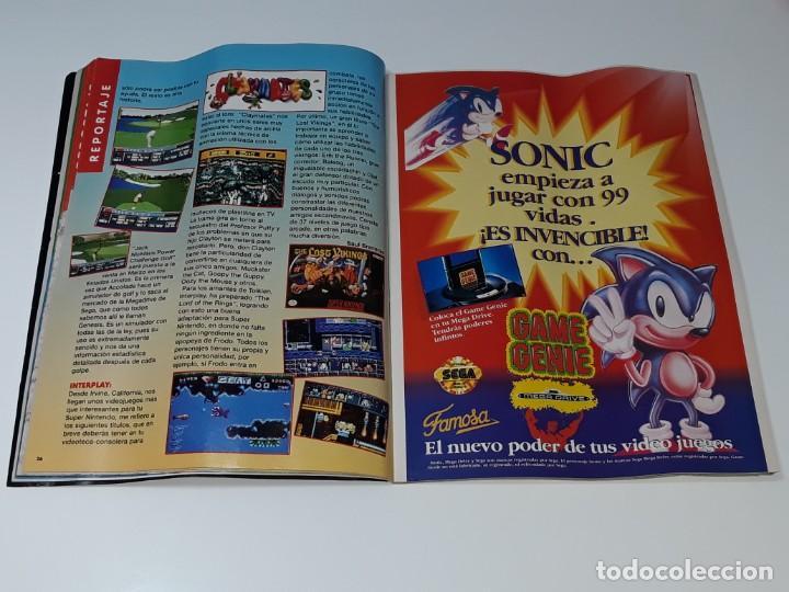 Videojuegos y Consolas: SUPER CONSOLAS : ANTIGUA REVISTA DE VIDEOJUEGOS NES GAME BOY SUPER NINTENDO Nº 4 AÑOS 90 STAR WARS - Foto 11 - 154745782