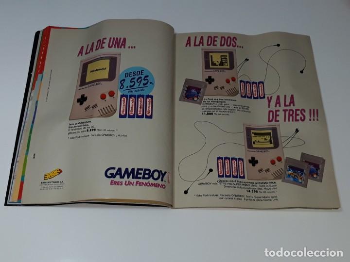 Videojuegos y Consolas: SUPER CONSOLAS : ANTIGUA REVISTA DE VIDEOJUEGOS NES GAME BOY SUPER NINTENDO Nº 4 AÑOS 90 STAR WARS - Foto 12 - 154745782