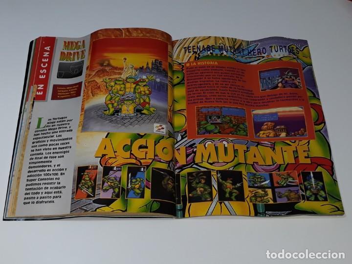 Videojuegos y Consolas: SUPER CONSOLAS : ANTIGUA REVISTA DE VIDEOJUEGOS NES GAME BOY SUPER NINTENDO Nº 4 AÑOS 90 STAR WARS - Foto 17 - 154745782