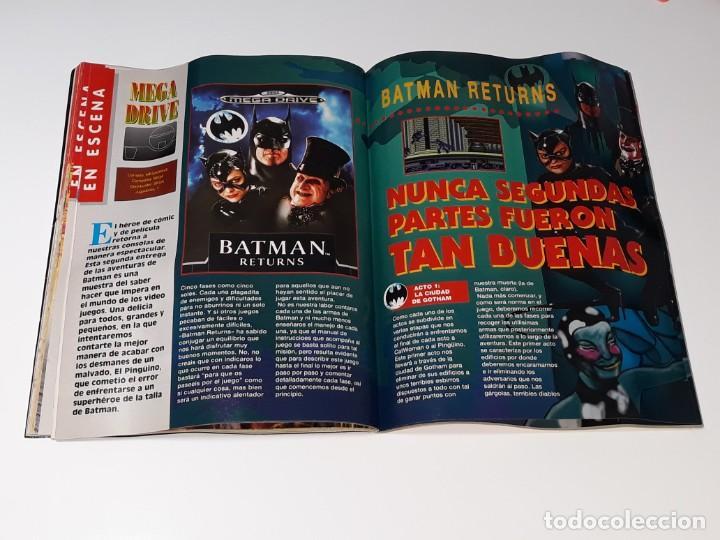 Videojuegos y Consolas: SUPER CONSOLAS : ANTIGUA REVISTA DE VIDEOJUEGOS NES GAME BOY SUPER NINTENDO Nº 4 AÑOS 90 STAR WARS - Foto 19 - 154745782