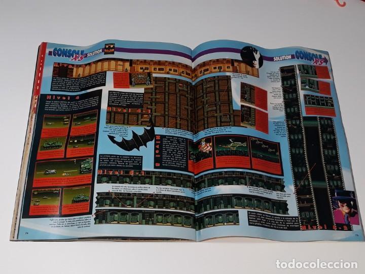 Videojuegos y Consolas: SUPER CONSOLAS : ANTIGUA REVISTA DE VIDEOJUEGOS NES GAME BOY SUPER NINTENDO Nº 4 AÑOS 90 STAR WARS - Foto 20 - 154745782