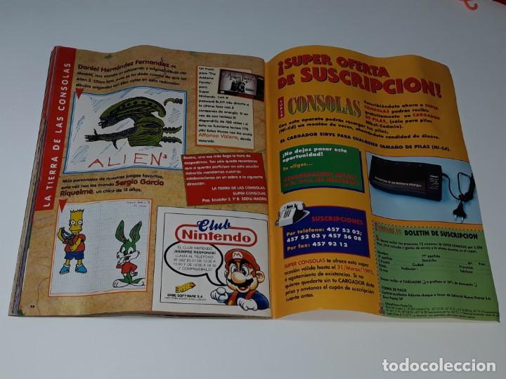 Videojuegos y Consolas: SUPER CONSOLAS : ANTIGUA REVISTA DE VIDEOJUEGOS NES GAME BOY SUPER NINTENDO Nº 4 AÑOS 90 STAR WARS - Foto 21 - 154745782