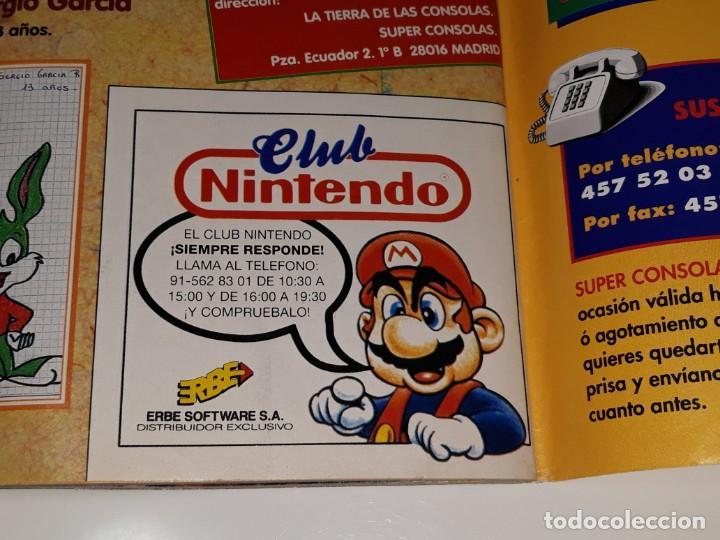 Videojuegos y Consolas: SUPER CONSOLAS : ANTIGUA REVISTA DE VIDEOJUEGOS NES GAME BOY SUPER NINTENDO Nº 4 AÑOS 90 STAR WARS - Foto 22 - 154745782
