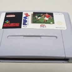 Videojogos e Consolas: J- FIFA 96 SOCCER SUPER NINTENDO SNSP VERSION EUROPEA. Lote 155047014