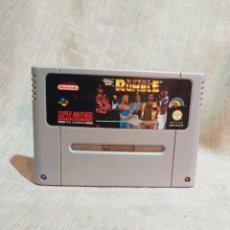Videojuegos y Consolas: ROYAL RUMBLE , VIDEO JUEGO , NINTENDO. Lote 156800208