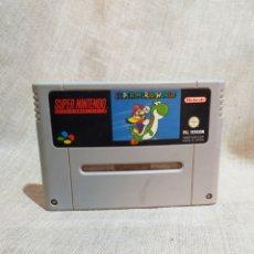 Videojuegos y Consolas: SUPER MARIO WORLD , VIDEO JUEGO, NINTENDO. Lote 156801200