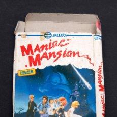 Videojuegos y Consolas: MANIAC MANSION - CAJA. Lote 157014914