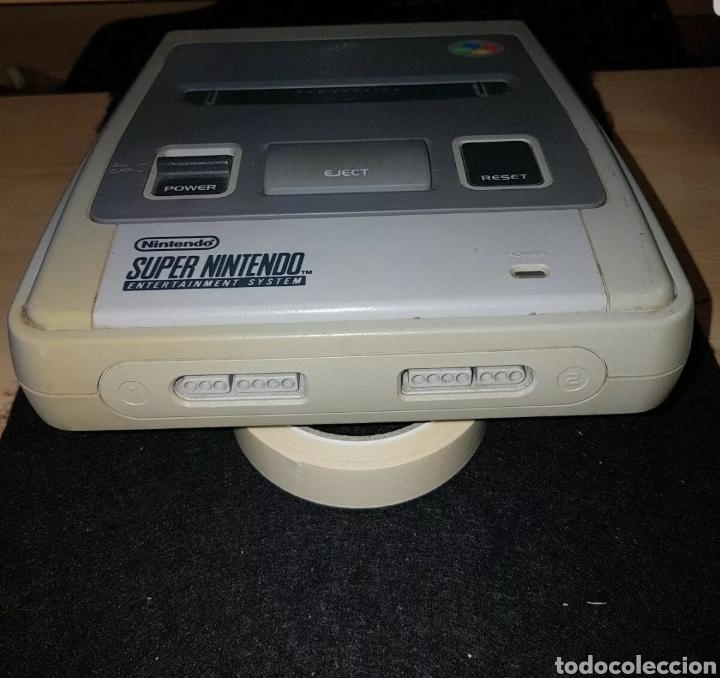 Nintendo snes 1chip solo consola - Vendido en Venta Directa - 164001458