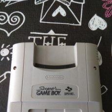 Videojuegos y Consolas: ADAPTADOR SUPER GAME BOY, SUPER NINTENDO. Lote 159994881