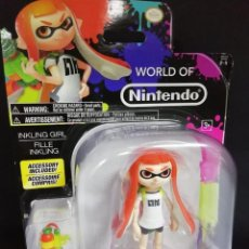 Videojuegos y Consolas: NINTENDO WORLD OF SPLATOON. Lote 160173634