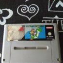 Videojuegos y Consolas: SUPER MARIO WORLD. SUPER NINTENDO (SOLO CARTUCHO). Lote 160330262