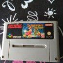 Videojuegos y Consolas: THE MAGICAL QUEST. SUPER NINTENDO (SOLO CARTUCHO). Lote 160347610
