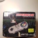 Videojuegos y Consolas: HYPERBEAM COMPLETO KONAMI 1993 SUPER NINTENDO. Lote 160354492
