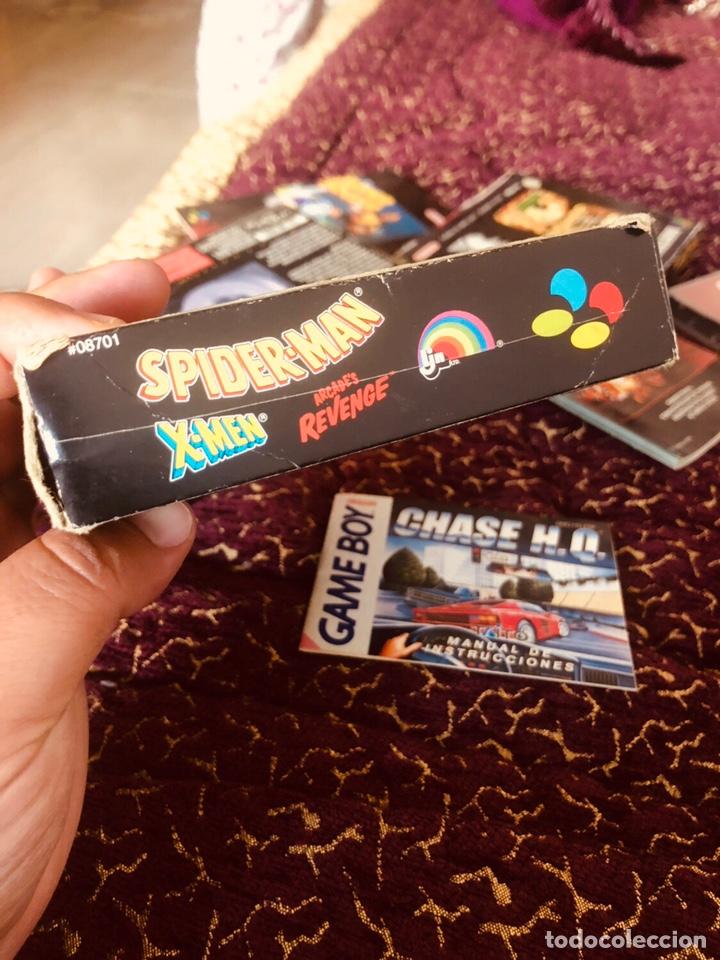 Videojuegos y Consolas: Caja snes Spiderman-man - Foto 6 - 160489554
