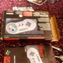 Videojuegos y Consolas: CAJA MANDO SÚPER NINTENDO. Lote 160490116