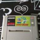 Videojuegos y Consolas: TINY TOON ADVENTURES, BUSTER BUSTS LOOSE! SUPER NINTENDO (SOLO CARTUCHO). Lote 160555578