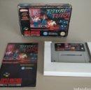 Videojuegos y Consolas: RIVAL TURF SNES. Lote 160575049