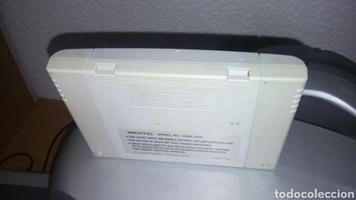 Videojuegos y Consolas: SUPER GHOULS N GHOSTS SNES NINTENDO CARTUCHO - Foto 4 - 160697333