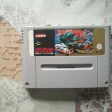 Videojuegos y Consolas: STREET FIGHTER II SUPER NINTENDO SNES. Lote 161214966