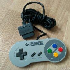 Videojuegos y Consolas: SUPER NINTENDO MANDO OFICIAL. Lote 161648362