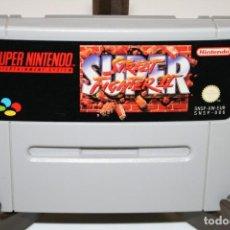 Videojuegos y Consolas: SUPER STREET FIGHTER II SÚPER NINTENDO. Lote 162620486