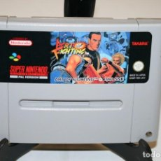 Videojuegos y Consolas: ART OF FIGHTING SUPER NINTENDO. Lote 162678158