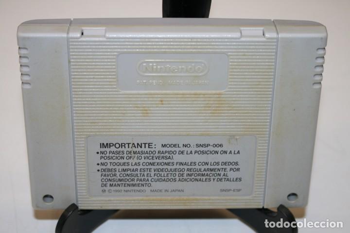Videojuegos y Consolas: THE MAGICAL QUEST SUPER NINTENDO - Foto 3 - 162680518