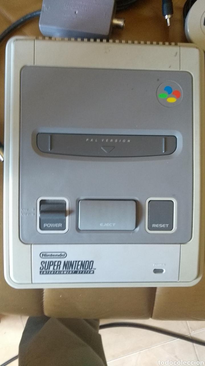 Videojuegos y Consolas: Super Nintendo leer antes de comprar - Foto 4 - 163027137
