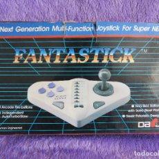 Videojuegos y Consolas: FANTASTICK SUPER NINTENDO SNES CON CAJA. Lote 163321894