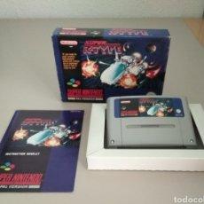 Videojuegos y Consolas: SUPER R-TYPE SNES. Lote 166048072
