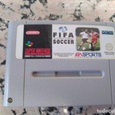 Videojuegos y Consolas: JUEGO SUPERNINTENDO FIFA SOCCER. Lote 166846106