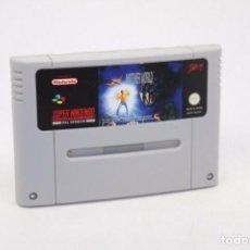 Videojuegos y Consolas: ANOTHER WORLD SUPER NINTENDO SNES PAL. Lote 167852892