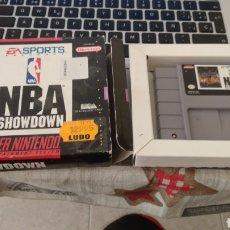 Videojuegos y Consolas: NBA SHOWDOWN VERSION USA ,NO TIENE MANUALES. Lote 168268332