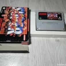 Videojuegos y Consolas: SUPER STREET FIGHTER II SUPER NINTENDO SNES. Lote 169103178