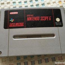 Videojuegos y Consolas: NINTENDO SCOPE 6 NINTENDO SNES SUPER NES KREATEN. Lote 169104908