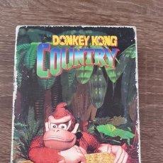 Videojuegos y Consolas: VHS RAREZA DONKEY KONG COUNTRY COMO SE HIZO TODOS LOS SECRETOS AL DESCUBIERTO NINTENDO. Lote 169217322